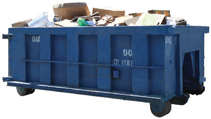 rental of garbage containers