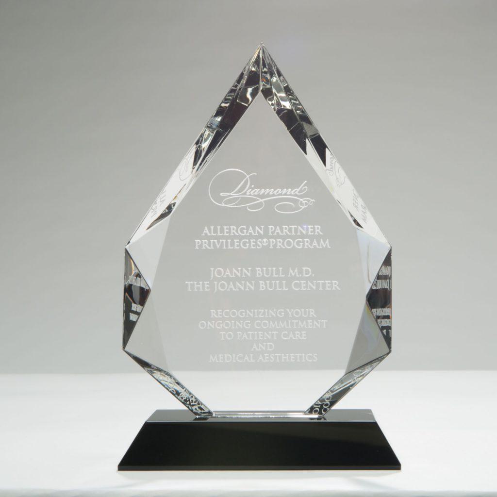 using custom awards