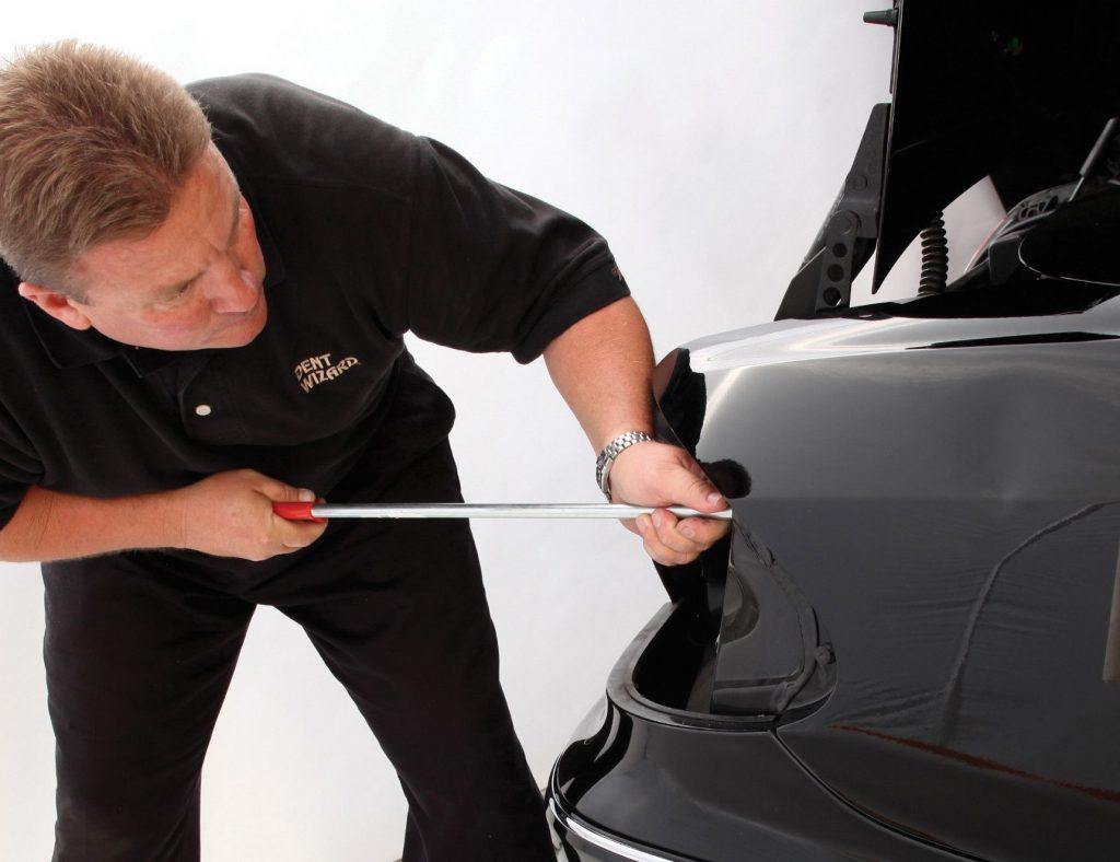 paintless dent repair?