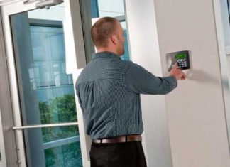 Commercial Security Alarm System