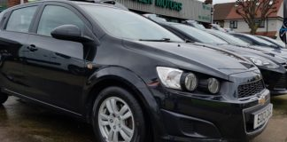 buy a pre-owned car