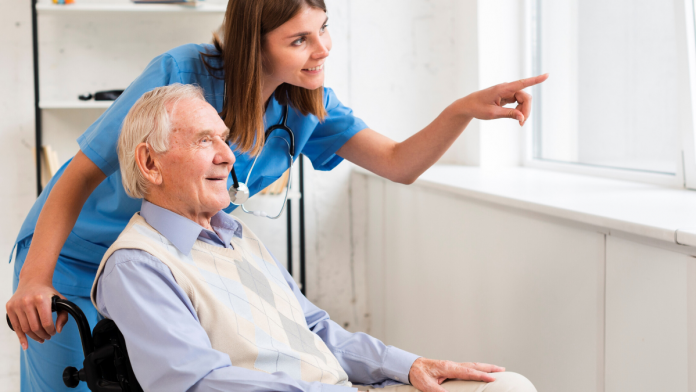 identify the importance of senior care